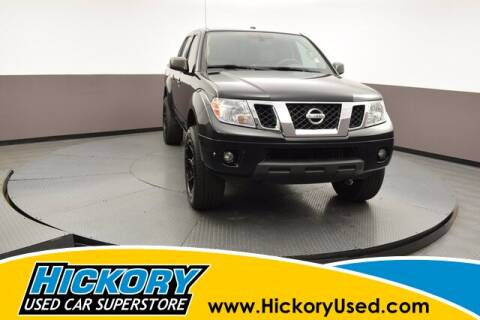 2016 Nissan Frontier for sale at Hickory Used Car Superstore in Hickory NC