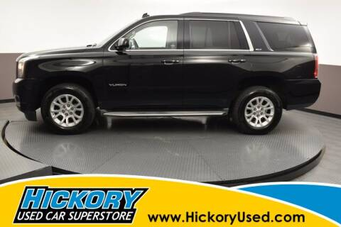 2015 GMC Yukon for sale at Hickory Used Car Superstore in Hickory NC