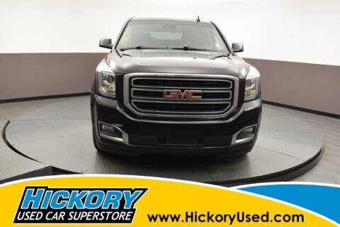 2016 GMC Yukon XL for sale at Hickory Used Car Superstore in Hickory NC