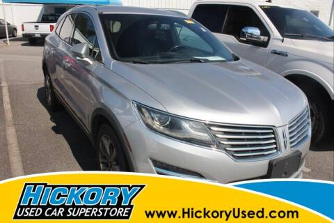 2015 Lincoln MKC for sale at Hickory Used Car Superstore in Hickory NC