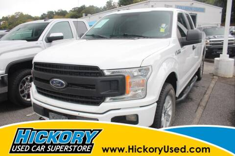 2018 Ford F-150 for sale at Hickory Used Car Superstore in Hickory NC