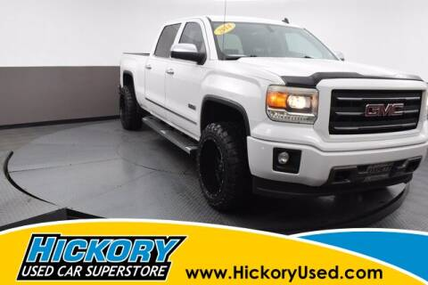 2014 GMC Sierra 1500 for sale at Hickory Used Car Superstore in Hickory NC