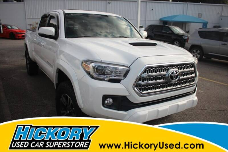 2016 Toyota Tacoma for sale at Hickory Used Car Superstore in Hickory NC