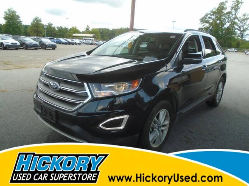 2015 Ford Edge for sale at Hickory Used Car Superstore in Hickory NC