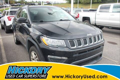 2017 Jeep Compass for sale at Hickory Used Car Superstore in Hickory NC