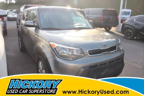 2015 Kia Soul for sale at Hickory Used Car Superstore in Hickory NC