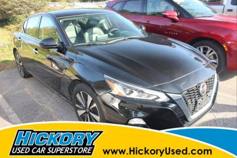 2019 Nissan Altima for sale at Hickory Used Car Superstore in Hickory NC