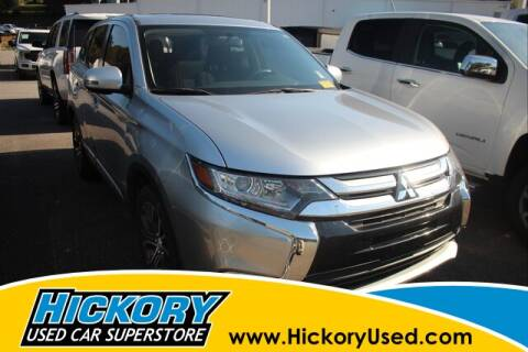 2017 Mitsubishi Outlander for sale at Hickory Used Car Superstore in Hickory NC