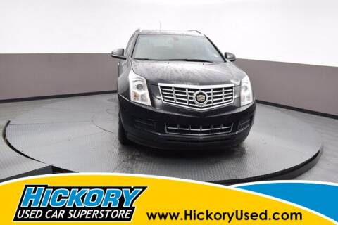 2016 Cadillac SRX for sale at Hickory Used Car Superstore in Hickory NC