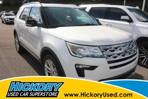 2018 Ford Explorer for sale at Hickory Used Car Superstore in Hickory NC