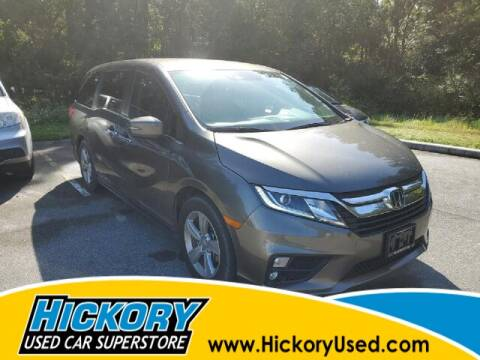 2018 Honda Odyssey for sale at Hickory Used Car Superstore in Hickory NC