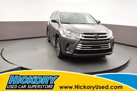 2018 Toyota Highlander for sale at Hickory Used Car Superstore in Hickory NC