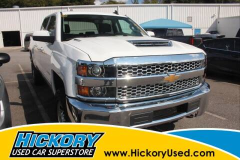 2019 Chevrolet Silverado 2500HD for sale at Hickory Used Car Superstore in Hickory NC