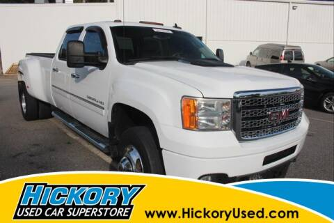 2013 GMC Sierra 3500HD for sale at Hickory Used Car Superstore in Hickory NC