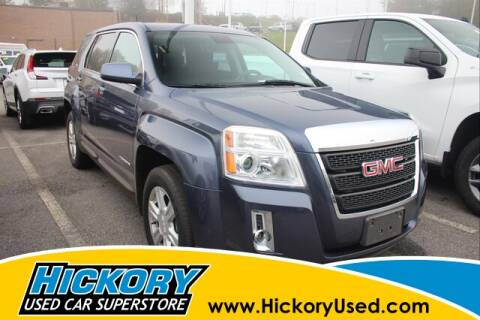 2014 GMC Terrain for sale at Hickory Used Car Superstore in Hickory NC