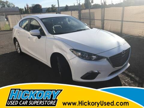 2016 Mazda MAZDA3 for sale at Hickory Used Car Superstore in Hickory NC