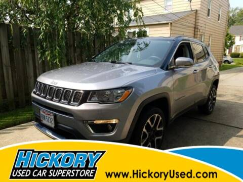 2018 Jeep Compass for sale at Hickory Used Car Superstore in Hickory NC