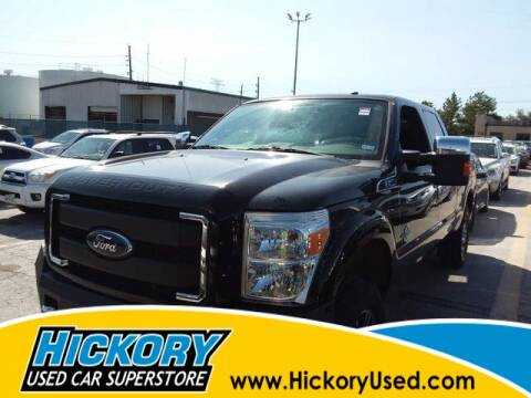 2016 Ford F-250 Super Duty for sale at Hickory Used Car Superstore in Hickory NC