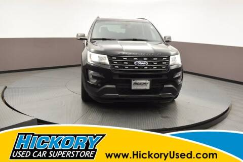 2017 Ford Explorer for sale at Hickory Used Car Superstore in Hickory NC