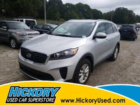 2019 Kia Sorento for sale at Hickory Used Car Superstore in Hickory NC