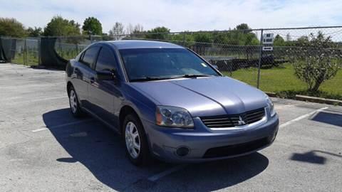 2008 Mitsubishi Galant for sale at P J Auto Trading Inc in Orlando FL