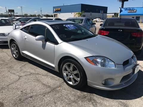 2008 Mitsubishi Eclipse for sale at P J Auto Trading Inc in Orlando FL