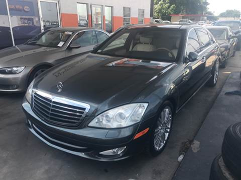 2007 Mercedes-Benz S-Class for sale at P J Auto Trading Inc in Orlando FL