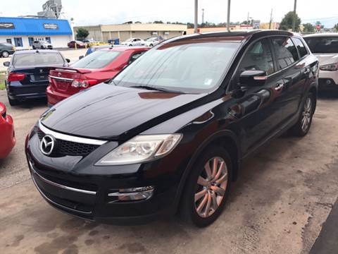 2008 Mazda CX-9 for sale at P J Auto Trading Inc in Orlando FL