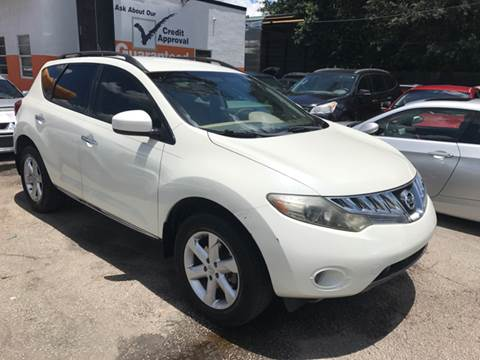 2009 Nissan Murano for sale at P J Auto Trading Inc in Orlando FL