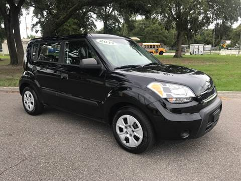 2010 Kia Soul for sale at P J Auto Trading Inc in Orlando FL