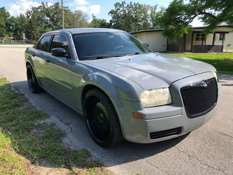 2006 Chrysler 300 for sale at P J Auto Trading Inc in Orlando FL