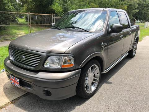 2002 Ford F-150 for sale at P J Auto Trading Inc in Orlando FL