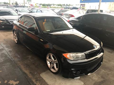 2008 BMW 1 Series for sale at P J Auto Trading Inc in Orlando FL