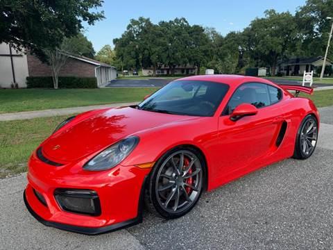 2016 Porsche Cayman for sale in Orlando, FL