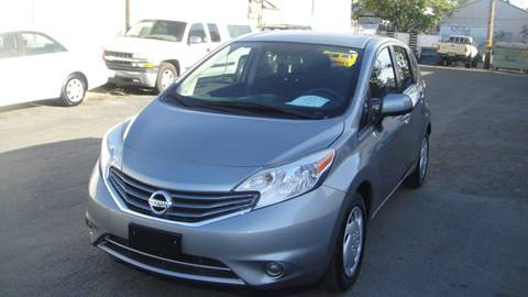 2014 Nissan Versa Note for sale in Sacramento, CA