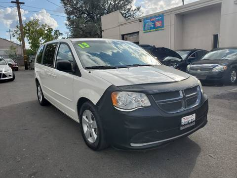 2013 Dodge Grand Caravan for sale in Sacramento, CA