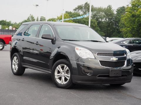 2013 Chevrolet Equinox for sale in Carbondale, IL
