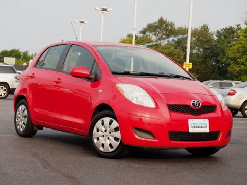 2010 Toyota Yaris for sale in Carbondale IL