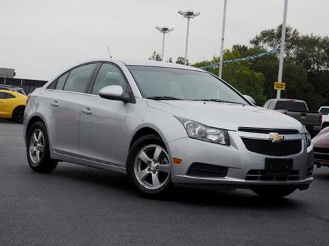2014 Chevrolet Cruze for sale in Carbondale IL
