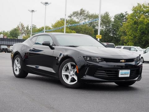 2016 Chevrolet Camaro for sale in Carbondale, IL