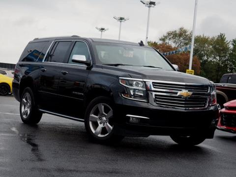2017 Chevrolet Suburban for sale in Carbondale, IL