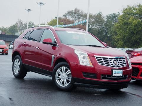 2015 Cadillac SRX for sale in Carbondale, IL