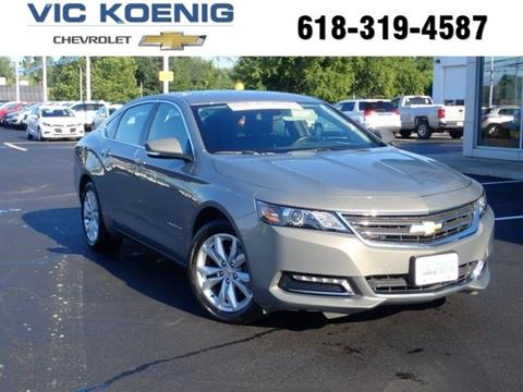 2019 Chevrolet Impala for sale in Carbondale, IL