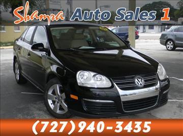 2008 Volkswagen Jetta for sale in Holiday, FL
