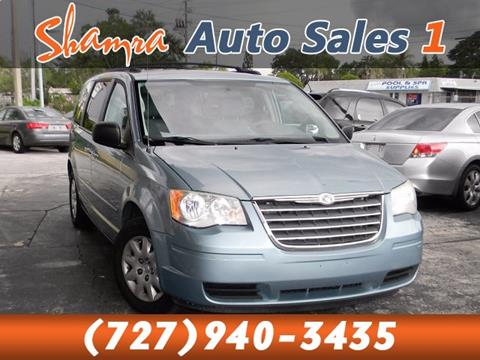 2010 Chrysler Town and Country for sale in New Port Richey, FL