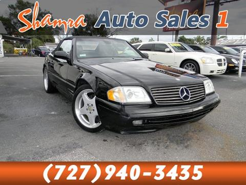 1999 Mercedes-Benz SL-Class for sale in New Port Richey, FL