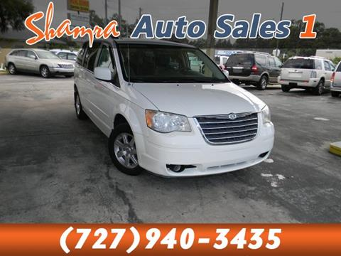 2008 Chrysler Town and Country for sale in New Port Richey, FL