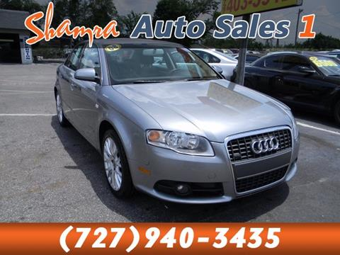 2008 Audi A4 for sale in Holiday, FL