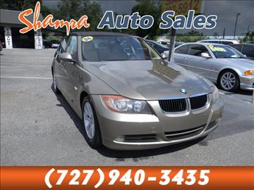 2006 BMW 3 Series for sale in Holiday, FL