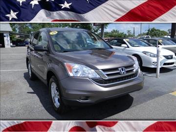 2010 Honda CR-V for sale in Holiday, FL